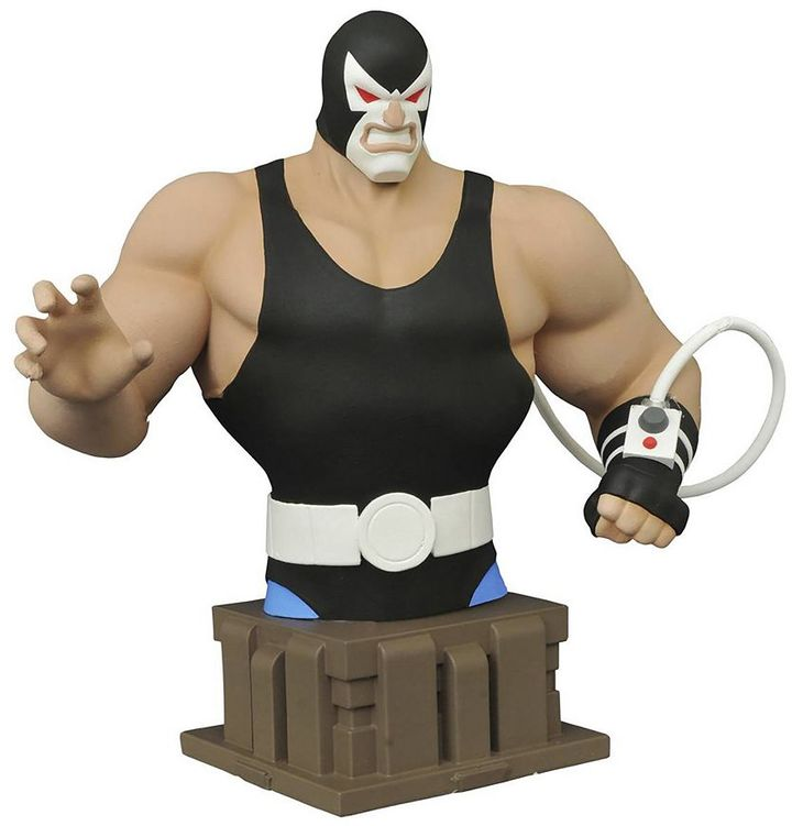 Diamond select toys DC Comics Batman: The Animated Series Bane Bust by Diamond Select Toys