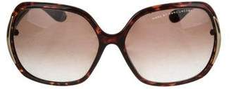 Marc by Marc Jacobs Oversize Tinted Sunglasses