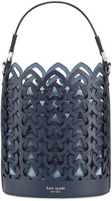 Kate Spade Dorie Small Leather Bucket Bag
