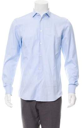 Bottega Veneta Piqué Dress Shirt