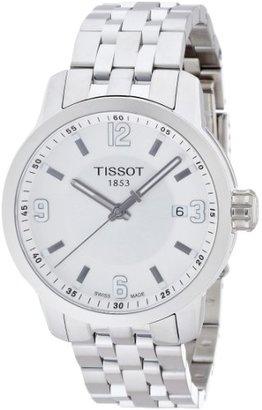 Tissot (ティソ) - [ティソ]TISSOT 腕時計 PRC200 Gent(ピーアールシー200 ジェント) T0554101103700 メンズ 【正規輸入品】