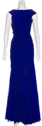 DSQUARED2 Ruched Maxi Dress