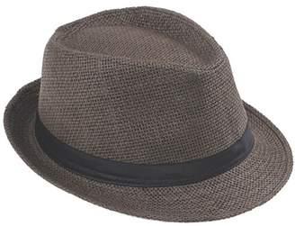 dbdb674b6d2 nboba hats nboba 100% Handwork Women Summer Straw Sun Hat Fashon Laday Boho  Beach Fedora