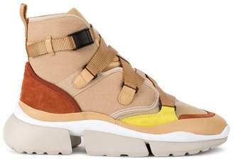 Chloé Sonnie hi-top sneakers
