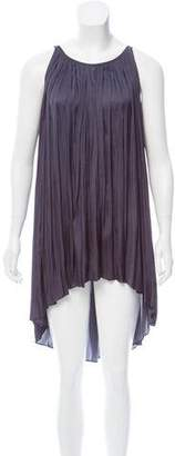 Calypso Sleeveless Mini Dress