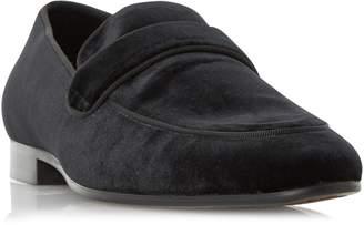 Dune MENS RUNAWAY - Velvet Loafer Shoe