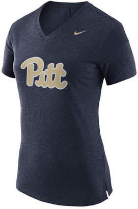 Nike Women's Pittsburgh Panthers Fan V Top T-Shirt