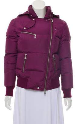 Saint Laurent Down Puffer Jacket