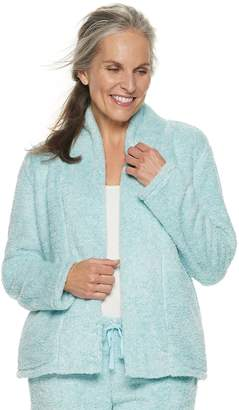 Croft & Barrow Women's Plush Cardigan