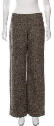 DKNY Mid-Rise Wool Pants