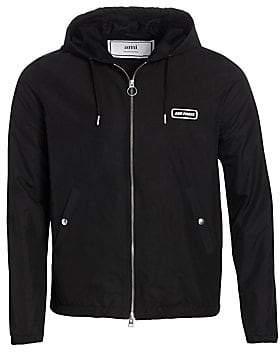 Ami Paris Men's Coaches Jacket