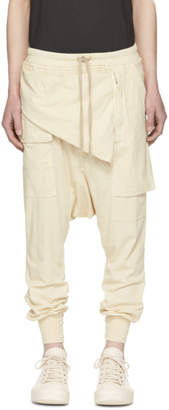 Rick Owens Off-White Prisoner Memphis Cargo Pants