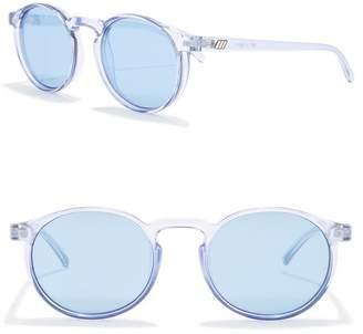 Le Specs Teen Spirit Deux 50mm Sunglasses