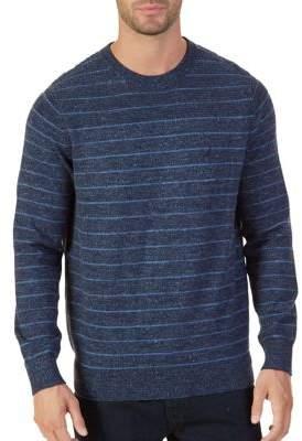 Nautica Striped Sweater