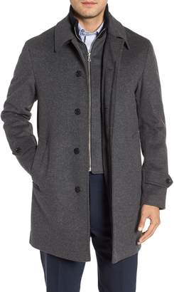 Sanyo Merlet Wool Raincoat