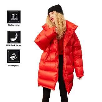 3af8f7e8aa02c Long Winter Coats Women Red - ShopStyle Canada