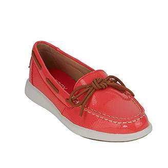 Sperry Women's Oasis Canal Patent Perf Boat Shoe