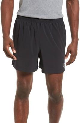Men's New Balance Impact Running Shorts $45 thestylecure.com