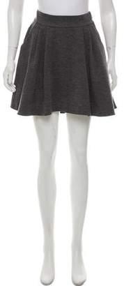 Diane von Furstenberg Yama Bis Mini Skirt
