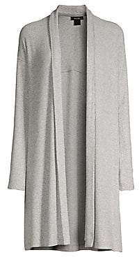 Natori Women's Ulla Long Ribbed Cardigan