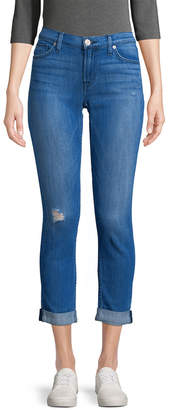 Hudson Jeans Jeans Tally Crop Skinny Pant
