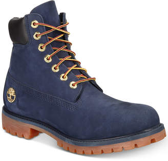"""Timberland Men's 6"""" Boot, Created for Macy's Men's Shoes"""