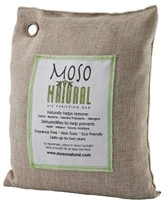 Moso Natural 600 gm Air Purifying Bag Deodorizer. Odor Eliminator for Kitchens