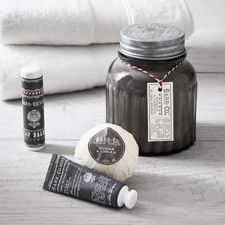 Pottery Barn Teen Barr-Co. Soap Shop Beauty Set, Sugar And Cream (Gray)
