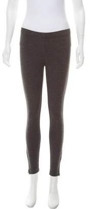 Ralph Lauren Low-Rise Skinny Pants