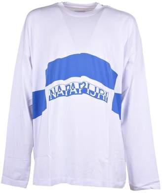 Napapijri Printed Sweatshirt