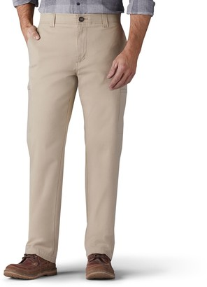 Lee Men's Performance Series Straight-Fit Extreme Comfort Cargo Pants