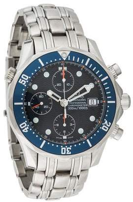 Omega Seamaster 300M Chrono Diver Watch
