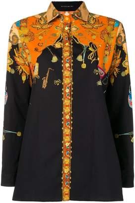 Etro printed blouse