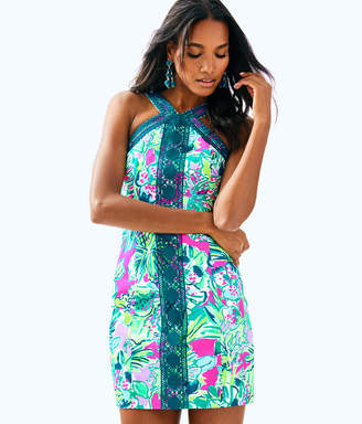 Lilly Pulitzer Vena Stretch Shift Dress