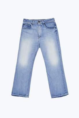 Marc Jacobs Cropped Leg Stitch Jeans