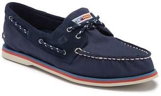 Sperry 2-Eye Nautical Boat Shoe