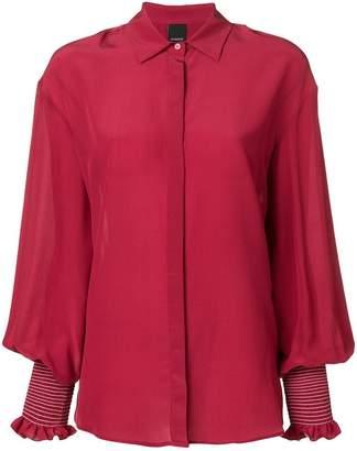 Pinko Juliet sleeves shirt