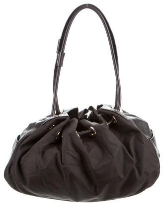 Kate Spade Kate Spade New York Leather-Trimmed Shoulder Bag