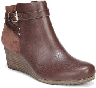 Dr. Scholl's Dr. Scholls Double Women's Wedge Ankle Boots
