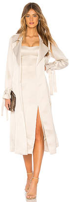 Alexis Jocasta Trench Coat