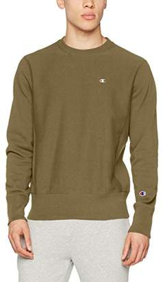 Champion Reverse Weave Men's Crewneck Sweatshirt 210965
