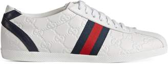 Gucci Guccissima leather lace-up sneaker