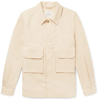 Studio Nicholson Cotton-Blend Twill Overshirt