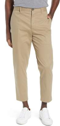 French Connection Slim Crop Chino Pants