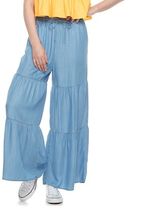 K Lab k/lab High Waisted Tiered Culottes