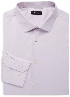 Theory Men's Docer Regular-Fit Dress Shirt