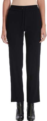Kenzo Black Loose-fit Trousers