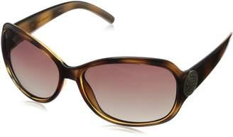 Foster Grant Women's Dialogue Polarized Cat-Eye Sunglasses
