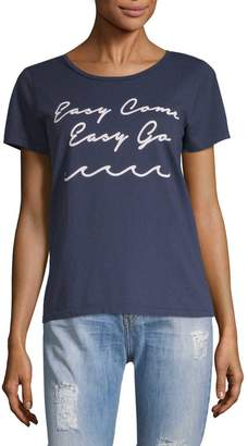Sol Angeles Women's Easy Come Crew T-shirt