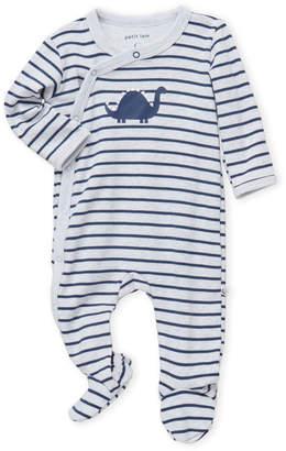 c4687b48d2ef Petit Lem Blue Boys  Pajamas - ShopStyle